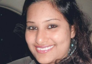 """*  Nikita Modha, a Sharjahbased student, says that she takes the Metro as it is easier because you just """"get on and go"""" rather than waiting for a taxi or a bus.     * Image Credit: Supplied"""
