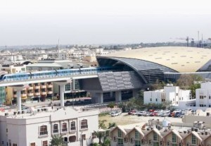 *  AL Karama Station: All set for April 30 opening     * Image Credit: Virendra Saklani, Gulf News