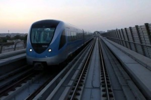 Atkins, the UK engineering and design company, works on the Dubai Metro. EPA