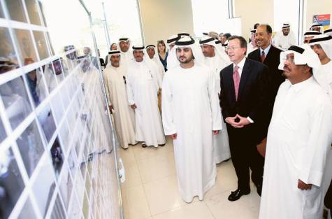 New US Consulate To Boost Ties Dubaimetroeu - Us consulate dubai map