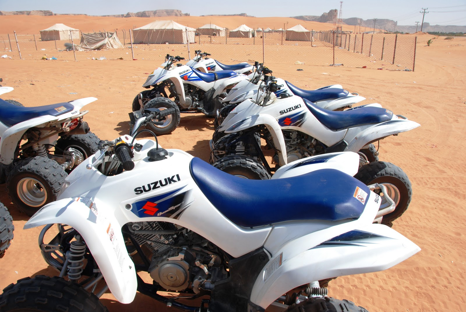 Bikes In Dubai plates for quad bikes at