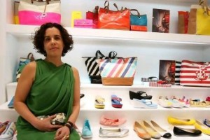 Ninive Giordano is the senior vice president of product development for Nine West. Pawan Singh / The National