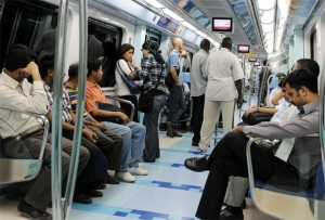The number of commuters using the Dubai Metro hit 53.04 million. — Supplied photo
