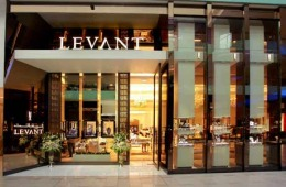 LEVANT new boutique.