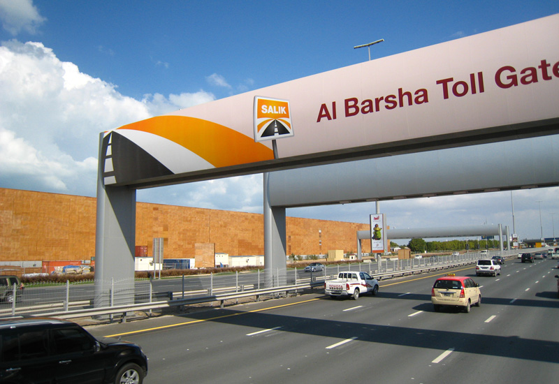 how to get toll free number in uae