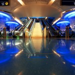 Dubai Metro Transports 33.3 Million Commuters in the First Quarter of 2013