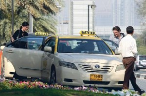 Image Credit: Francois Nel/Gulf News The system is aimed at enhancing road safety as complaints of taxi drivers exceeding speed limits are commonly received by RTA.