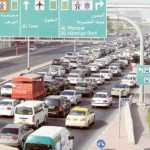 Image Credit: Atiq-Ur-Rehman/Gulf News Traffic jam at Al Qusais on Damascus street