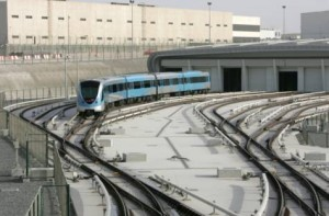 Image Credit: Gulf News archives Squeaky clean: The trian comes out bright and shiny after a visit to the bay