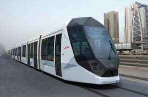 Image Credit: Supplied     The Dubai Tram will become operational in November