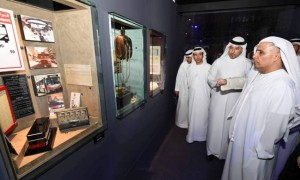 Al Tayer opening Transport Museum. Supplied photo