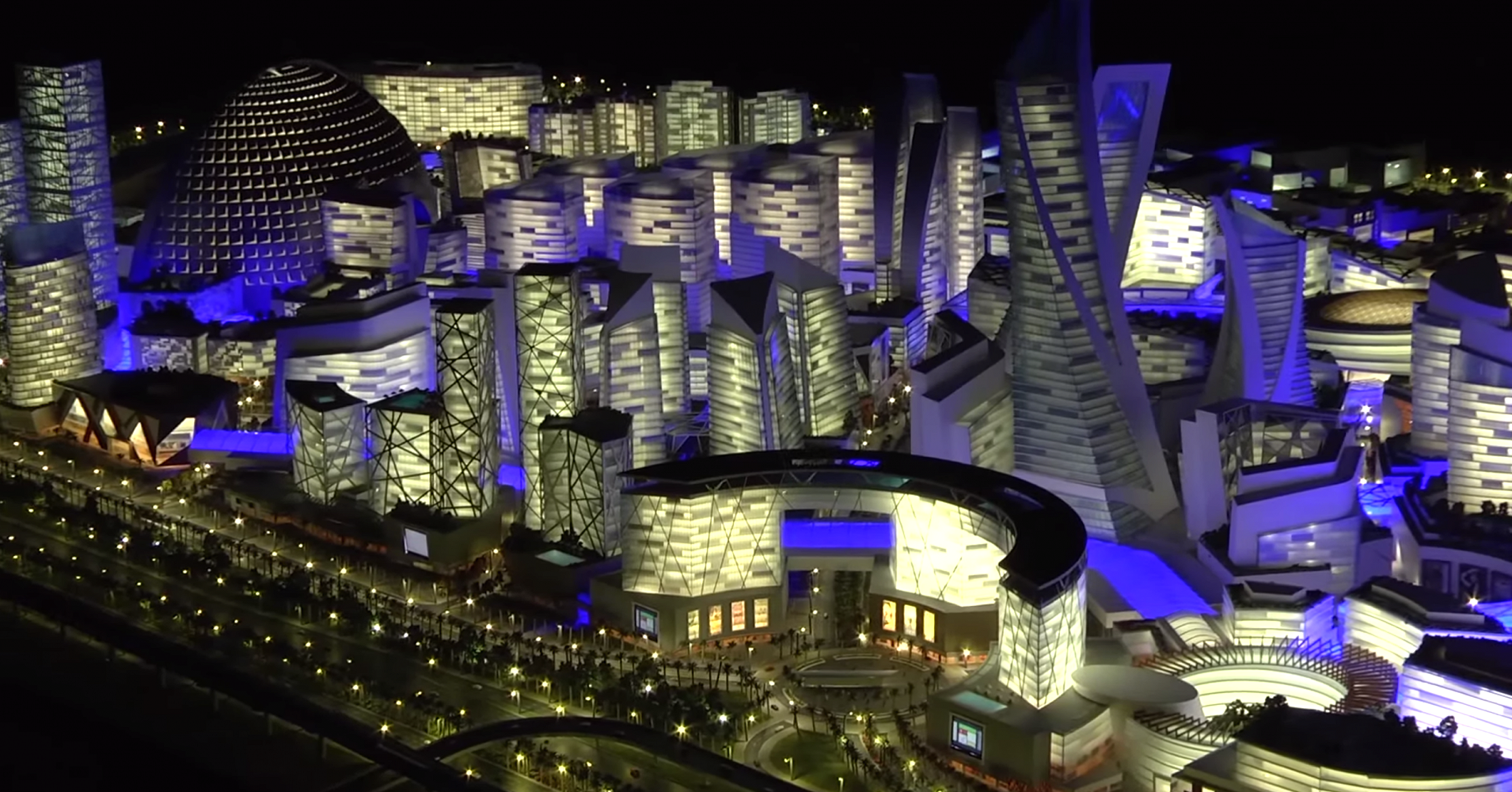 Dubai to press ahead with world s largest mall phase i for Best boutiques in the world