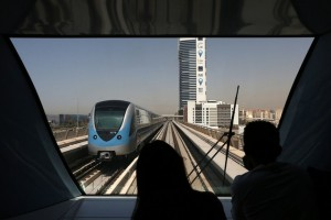 Construction work on the 15-kilometre extension of the Dubai Metro's Red Line from Nakheel Harbour and Tower Station to the Expo 2020 site will begin in the final quarter of this year. Pawan Singh / The National